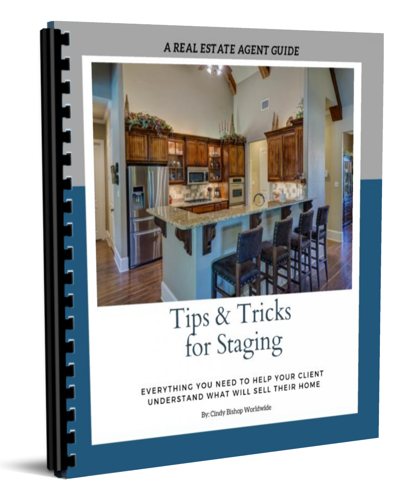 Real Estate Staging Book