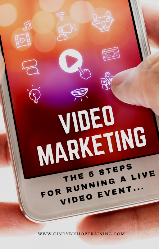 Running a Live Video real estate agents