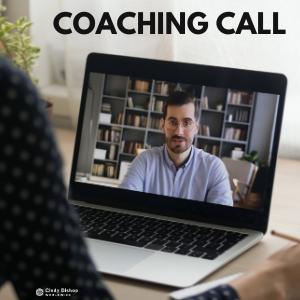 Coaching call cindy bishop worldwide